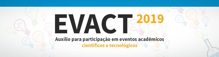 Disponível edital para participação de estudantes em eventos acadêmicos, científicos e tecnológicos