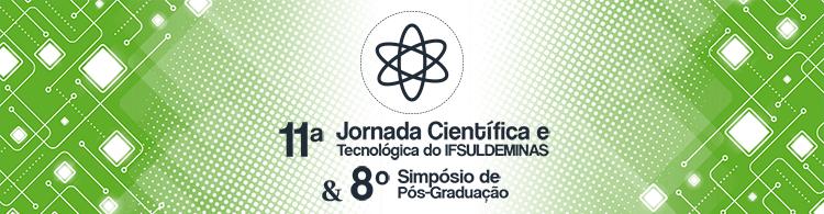 Aberto o período para submissão de trabalhos a serem apresentados na 11ª Jornada Científica e Tecnológica