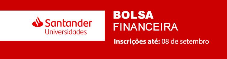 Alunos de Graduação e Pós-graduação poderão se inscrever em programa de bolsas do banco Santander